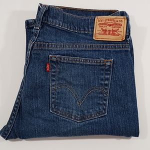 "Levi's 515 Boot Cut (33"" long)"